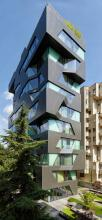 Khmer Exterior Apartment Apartmant 18 - Aytac Architects in Cambodia