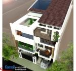 Khmer Exterior House VT-0237 in Cambodia