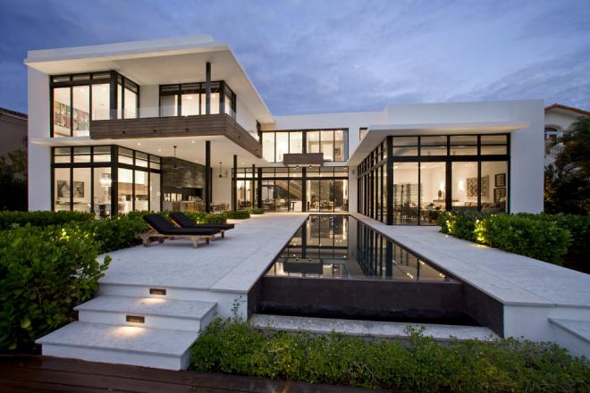Khmer Exterior Villa South Island Residence in Cambodia