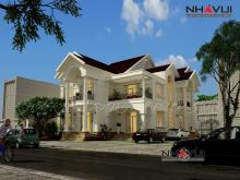 Khmer Exterior Villa Villa-EC61 in Cambodia