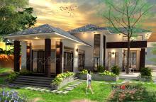 Exterior Villa Villa-EC75