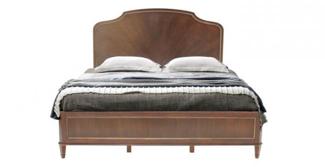 Khmer Furniture Beds เตียงA933-351-6-5-ไม้-Mahog-St-J--- in Cambodia