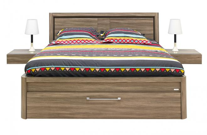 Khmer Furniture Beds Bed base, 3 drawers 180x200 in Cambodia