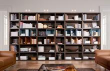 Furniture Bookcases Configuration 1-1