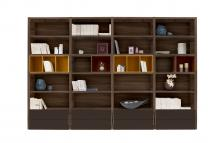 Khmer Furniture Bookcases Configuration 4 in Cambodia