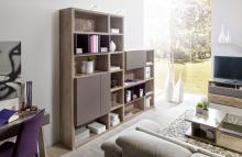 Furniture Bookcases Configuration 9