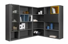 Furniture Bookcases Confuguration 15