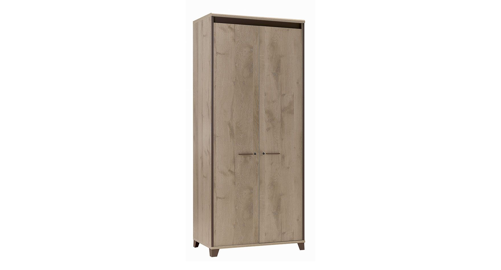 Khmer Furniture Cupboards Wardrobe 2 doors  in Cambodia