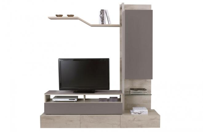 Khmer Furniture TV Units Configuration C in Cambodia