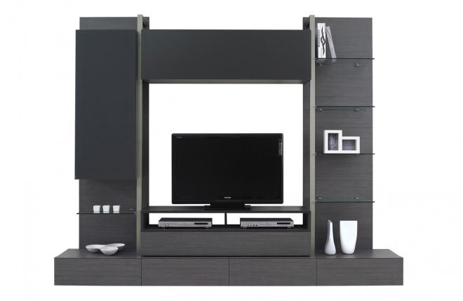 Khmer Furniture TV Units Configuration F in Cambodia