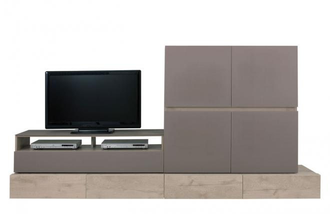 Khmer Furniture TV Units Configuration G in Cambodia