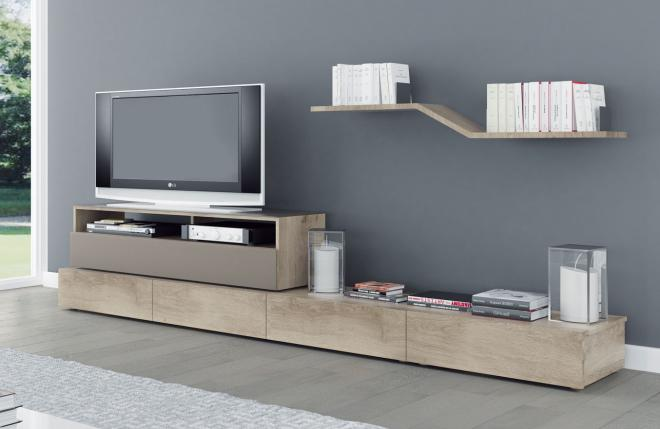 Khmer Furniture TV Units Configuration I in Cambodia