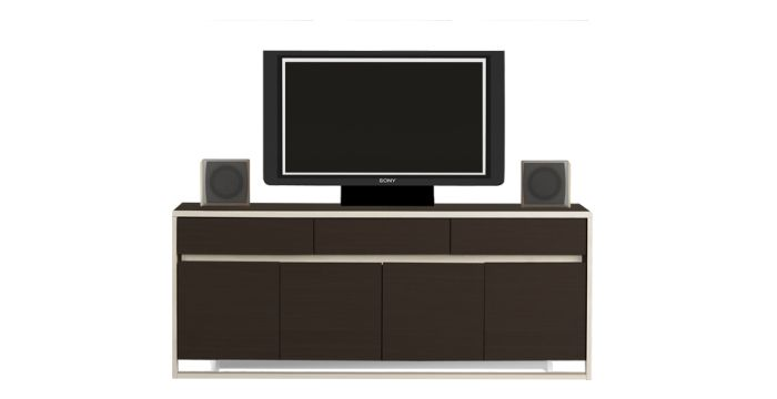 Khmer Furniture TV Units Contena in Cambodia