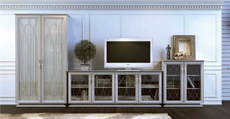 Khmer Furniture TV Units Exandra TVC in Cambodia
