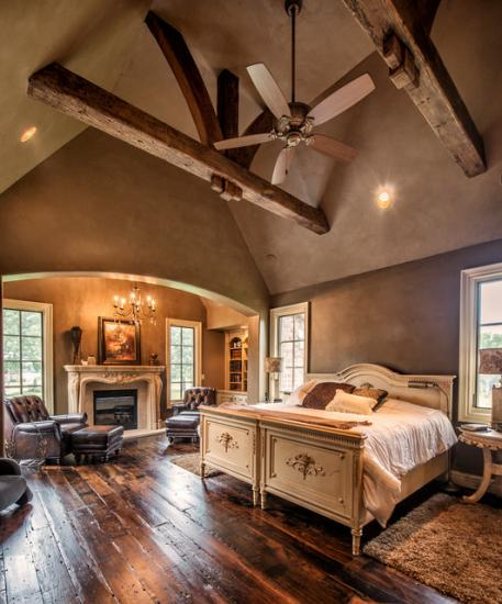Khmer Interior Bedroom French Country Custom _ Springfield, MO in Cambodia