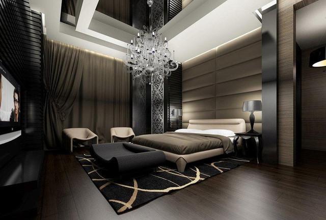 Khmer Interior Bedroom Modern in Cambodia