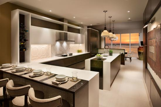 Khmer Interior Kitchen Marco Island Makeover in Cambodia
