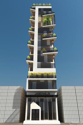 Exterior Apartment
