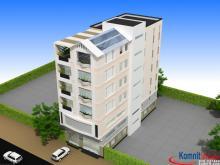 Khmer Exterior Apartment Apartment-EP7 in Cambodia