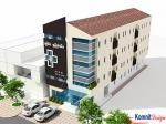 Exterior Hospital HPT-K1