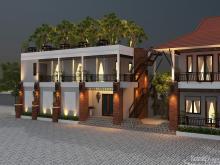 Khmer Exterior Hotel Hotel-EP8 in Cambodia