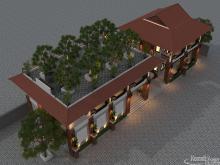 Khmer Exterior Hotel Hotel-EP9 in Cambodia