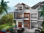 Khmer Exterior House VT-K001 in Cambodia