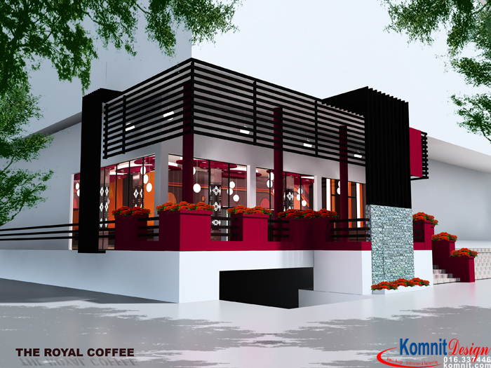 Khmer Exterior Restaurant RE-K002 in Cambodia