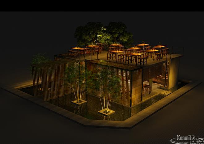 Khmer Exterior Restaurant Restaurant-EP6 in Cambodia
