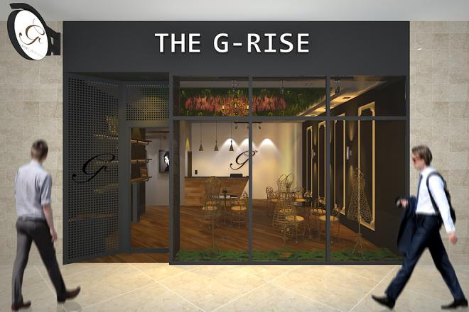 Khmer Exterior Studio The G-Rise Media in Cambodia