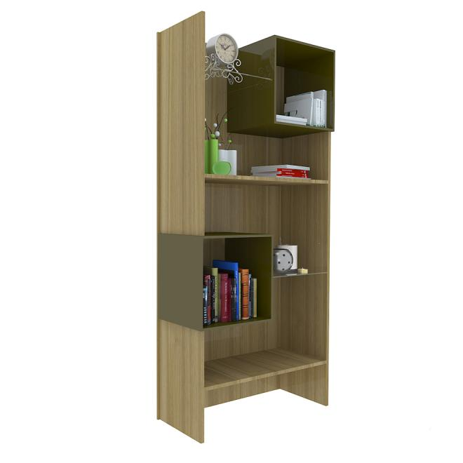 Khmer Furniture Bookcases Bookcase-FP1 in Cambodia
