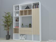 Furniture Bookcases Bookcases-FP12