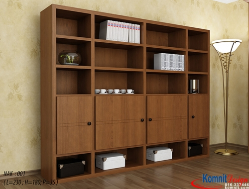 Khmer Furniture Display Cabinet CA-K002 in Cambodia