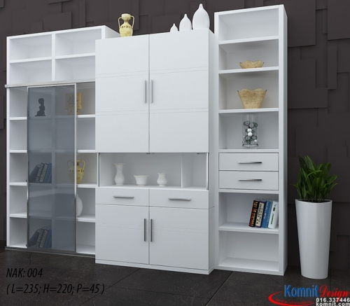 Khmer Furniture Display Cabinet CA-K004 in Cambodia