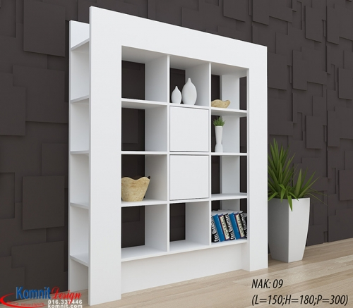 Khmer Furniture Display Cabinet CA-K009 in Cambodia