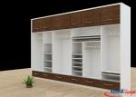 Khmer Furniture Wardrobe CS-K001 in Cambodia