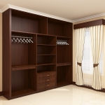 Khmer Furniture Wardrobe CS-K002 in Cambodia