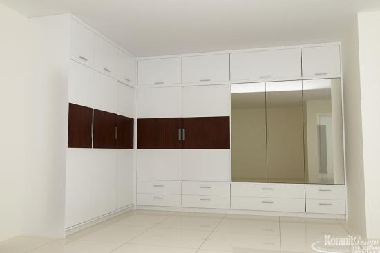 Khmer Furniture Wardrobe CS-K004 in Cambodia