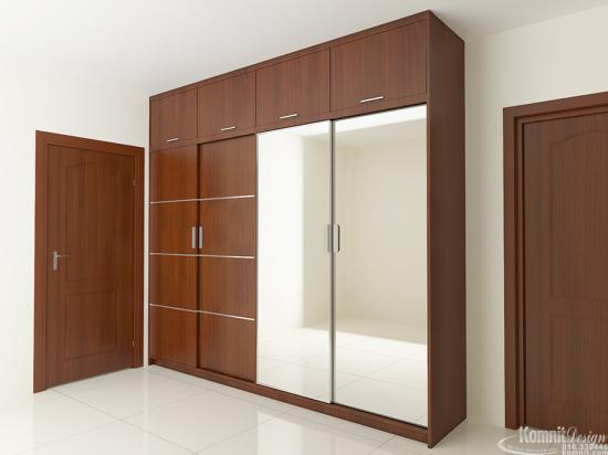 Khmer Furniture Wardrobe CS-K006 in Cambodia