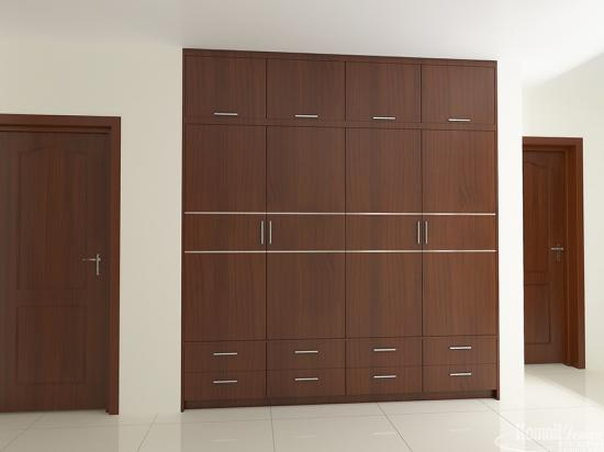 Khmer Furniture Wardrobe CS-K009 in Cambodia