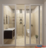 Khmer Interior Bathroom BAR-K011 in Cambodia