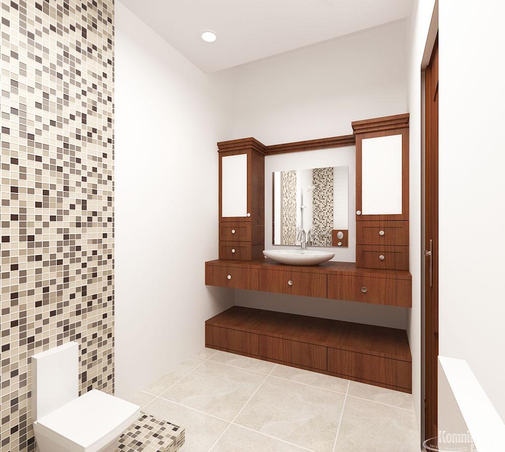 Khmer Interior Bathroom Bathroom-IP18 in Cambodia