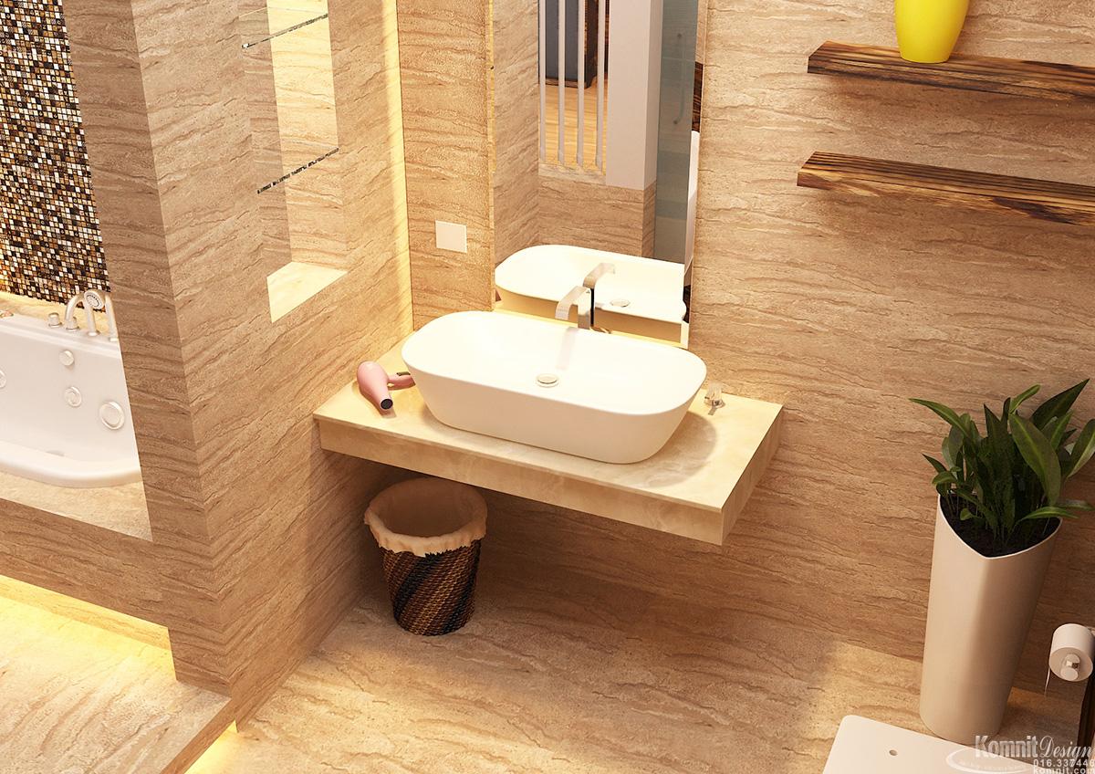 Khmer Interior Bathroom Bathroom-IP21 in Cambodia