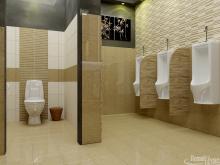 Khmer Interior Bathroom Bathroom-IP23 in Cambodia
