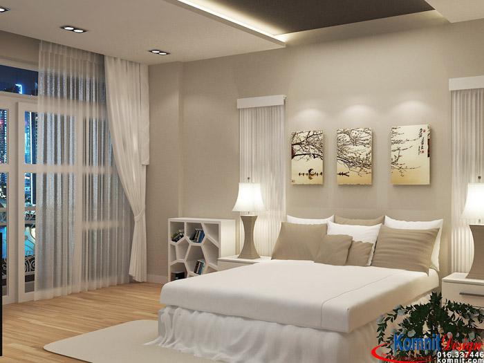 Khmer Interior Bedroom BR-K015 in Cambodia