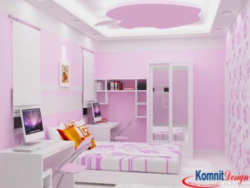Khmer Interior Bedroom BR-K016 in Cambodia