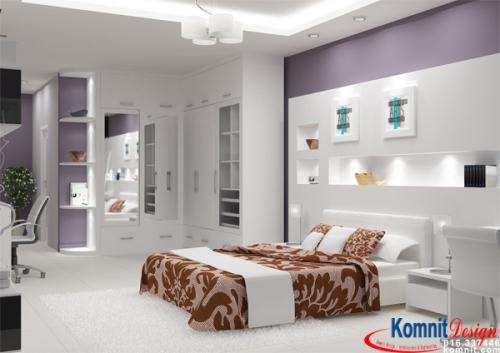 Khmer Interior Bedroom BR-K017 in Cambodia