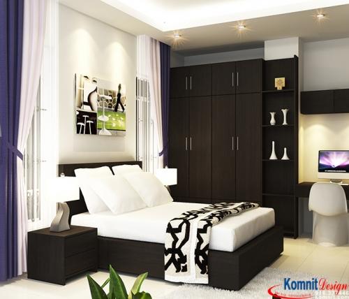 Khmer Interior Bedroom BR-K023 in Cambodia