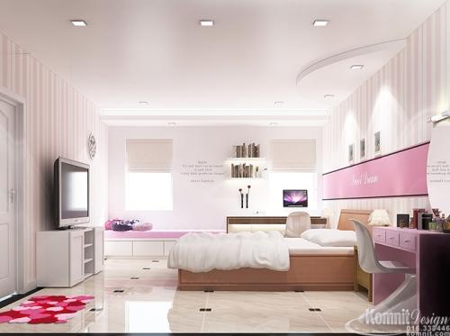 Khmer Interior Bedroom BR-K035 in Cambodia