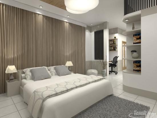 Khmer Interior Bedroom BR-K040 in Cambodia